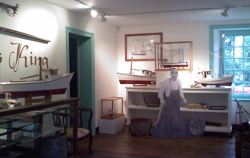 SCOTTISH FACTOR STORE EXHIBIT OPENS
