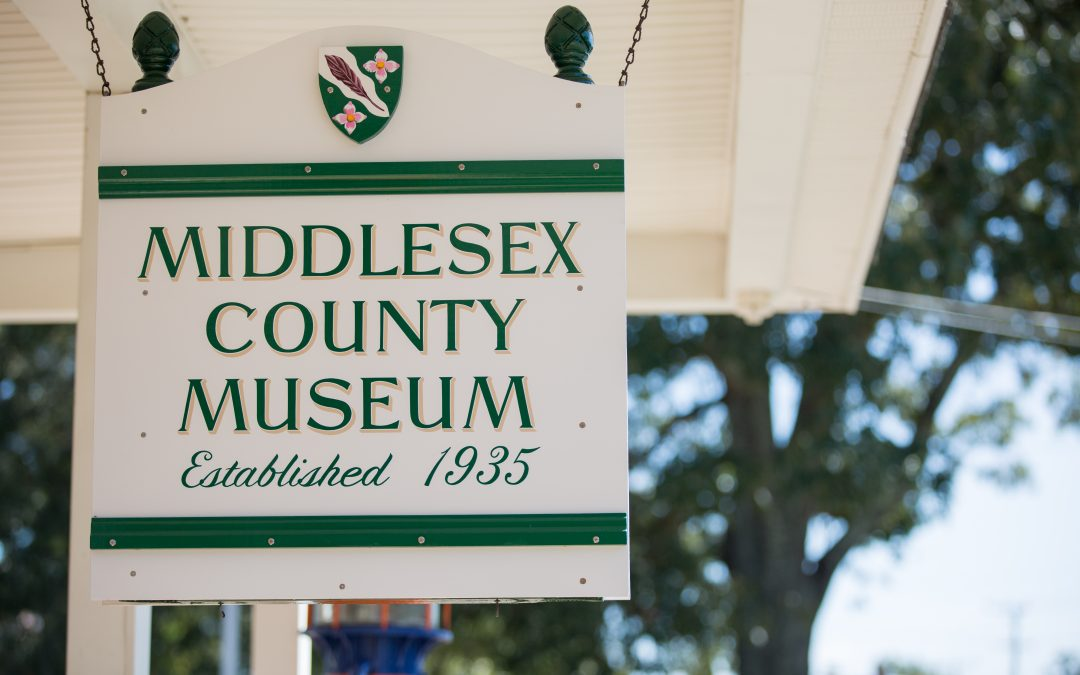 TRUE or FALSE: Middlesex County was once part of an Indian Reservation?