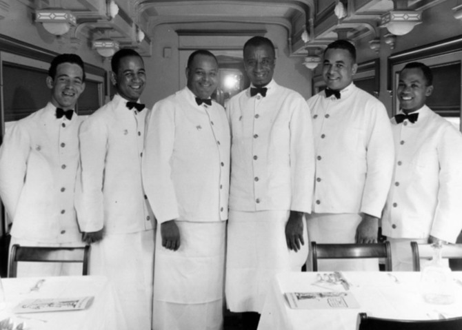Special Exhibition: African American Culinary Notables from the Middle Peninsula