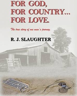 'For God, For Country … For Love' Book Signing With Robbie Slaughter