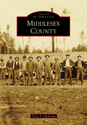 Book Recommendation: Middlesex County by Larry S. Chowning