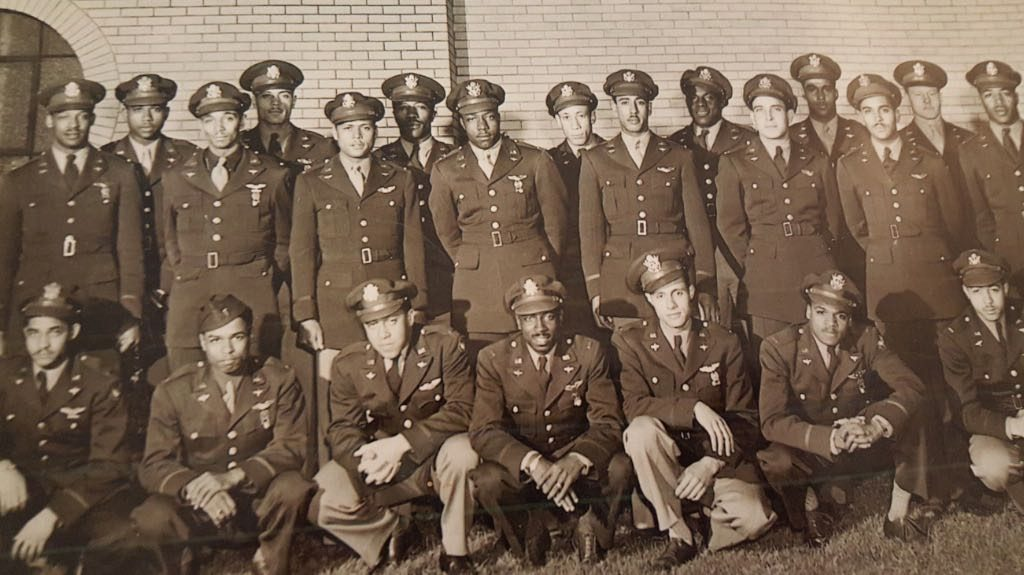 George Taylor - Tuskegee Airman from Middlesex County, Virginia