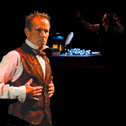 John Hardy's The Christmas Carol Comes to Middlesex on December 8