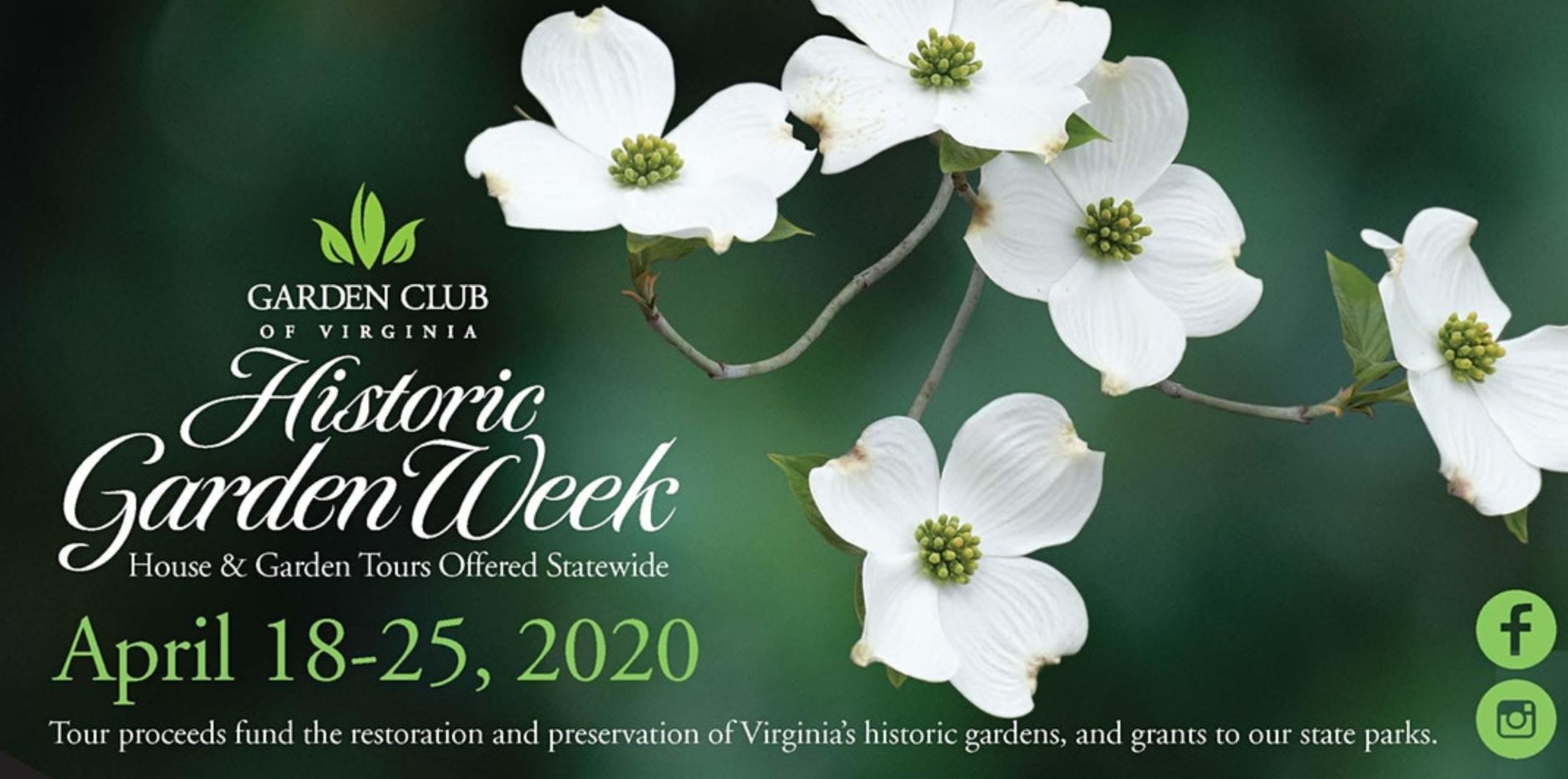 House & CANCELLED- Garden Tour – Historic Garden Week in Virginia: Middle Peninsula