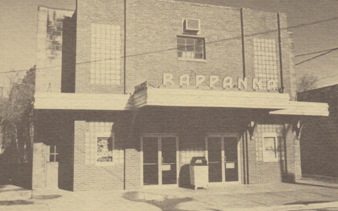 The Rappanna Theatre of Urbanna, Virginia