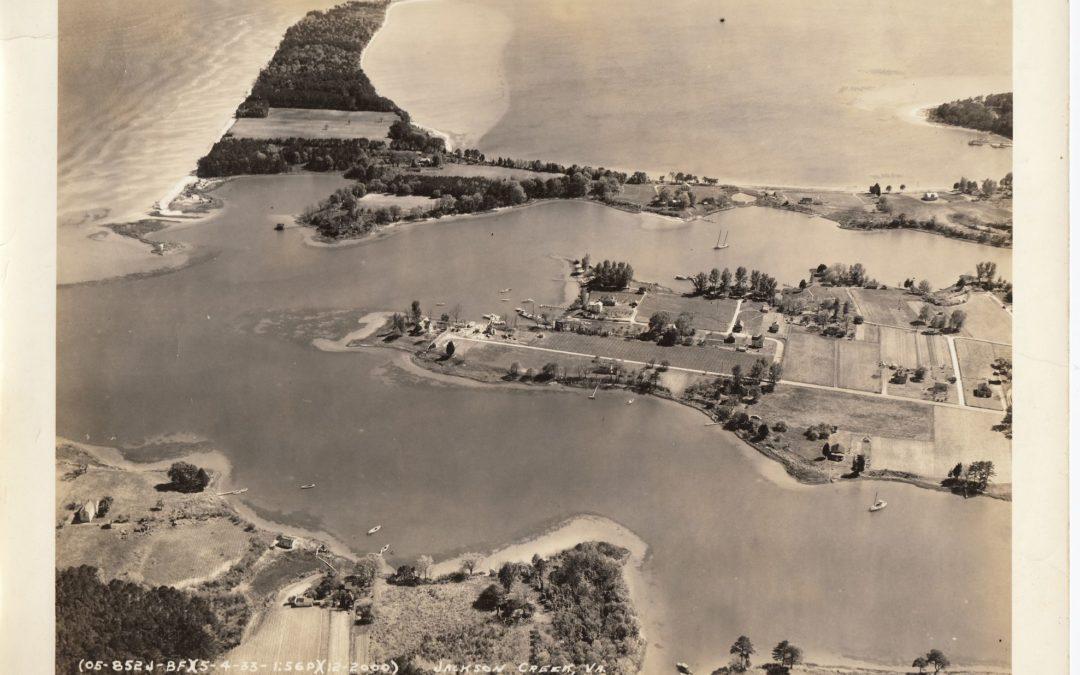 Jackson Creek: Then & Now