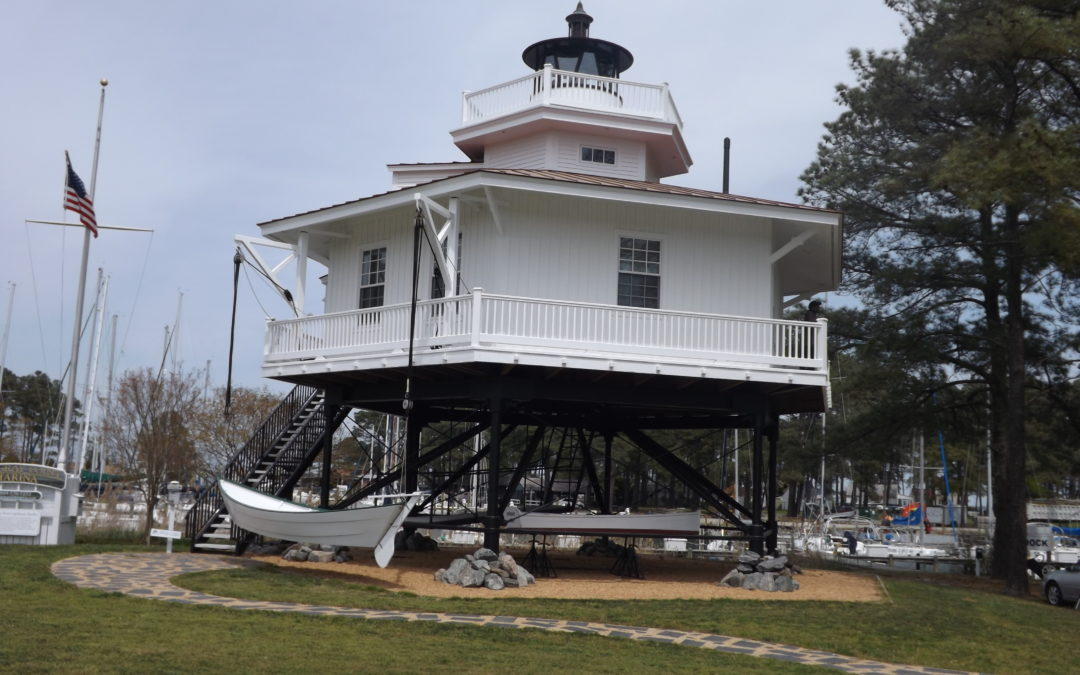 Stingray Point Contraband: Enslaved Men Use Lighthouse As Safe House During Civil War