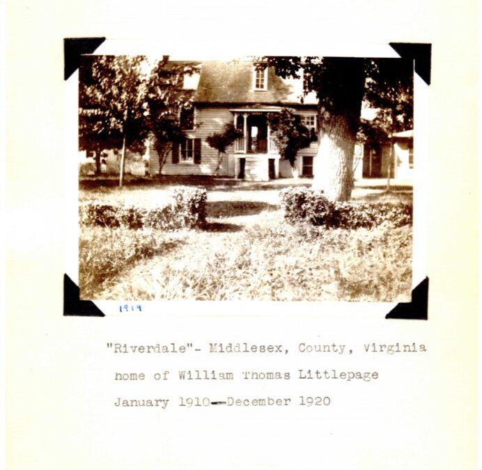 "Riverdale Farm in Hardyville: site of World War ll ""top secret"" communication outpost."