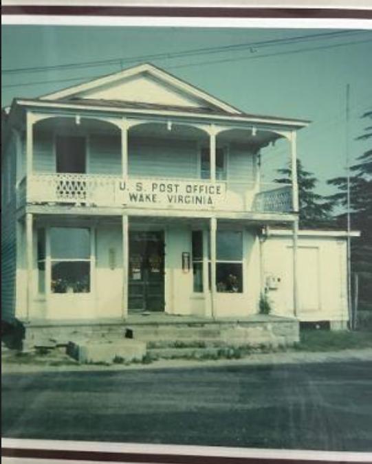 Hart's Store (Wake Post Office)