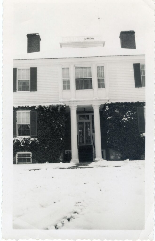 Woodstock at Winter Time | Middlesex County, VA