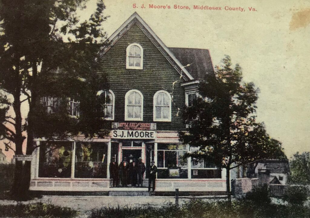 Sammy Moore Store in Deltaville, Virginia