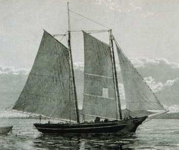 Commercial Sailing Vessels and The Beginning of Many Middlesex Family Names